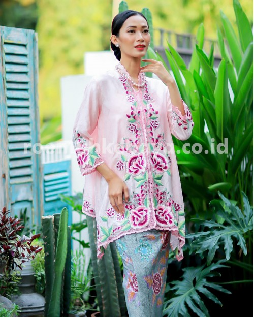 Bolero Rose and Butterfly Series - Hijau